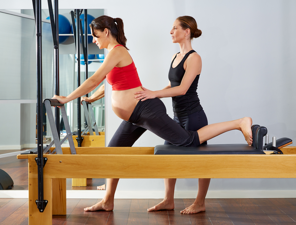 clases para embarazadas